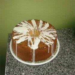 Pecan Sour cream pound cake photo 2