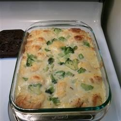 Chicken Crescent Casserole Recipe