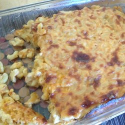 Allie's Delicious Macaroni and Cheese Recipe