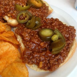 My Favorite Sloppy Joes Recipe