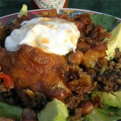 Manda's Taco Casserole Recipe