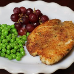 Simple Ranchy Breaded Fish Fillets Recipe
