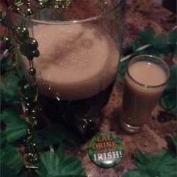 Irish Car Bomb Cocktail  Recipe