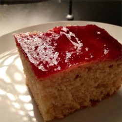 Nana's Old Fashioned Jelly Cake Recipe