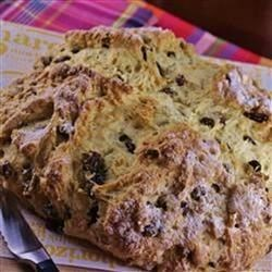 Grandma McAndrews' Irish Soda Bread Recipe