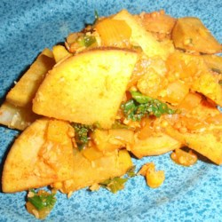 Turnip with Coconut Recipe
