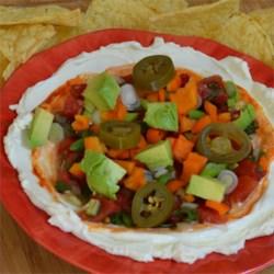 Freaky Fast Fiesta Dip Recipe