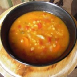 My version of Beaker's soup