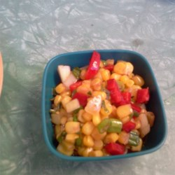 Red Pepper and Corn Relish Recipe