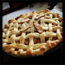 Sunday's Apple Pie Recipe