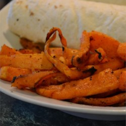 LC'S Sweet Potato Fries Recipe