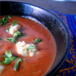Smoked Tomato Bisque Recipe