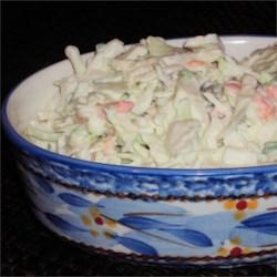 Garden Coleslaw Recipe