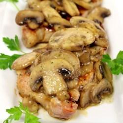 Sauteed Mushrooms