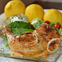 Lemon Chicken I Recipe