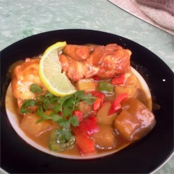 Tangy Hawaiian Chicken Recipe