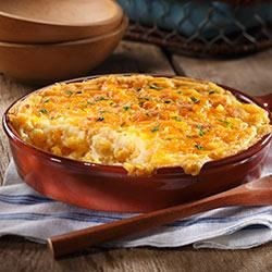 Photo of Four Cheese Corn Dip by Idahoan