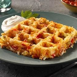Shonna's Waffle Browns Recipe