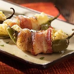Jalapeno Poppers from Idahoan(R) Recipe