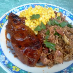 Barbequed Country Ribs Recipe