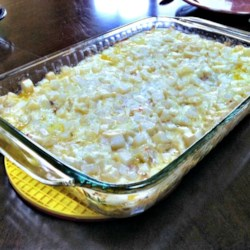 Mom's Party Potatoes Recipe