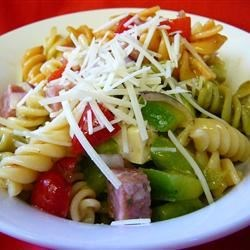 Quick Italian Pasta Salad Recipe