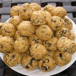 Peanut Butter Balls VIII Recipe