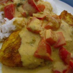Brazilian Chicken with Coconut Milk Recipe