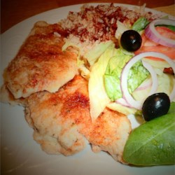 Easy Baked Lemon Chicken Recipe