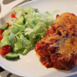 Lasagna Stuffed Shells Recipe