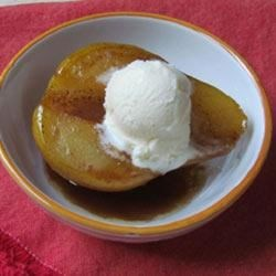 Marsala-Poached Pears Recipe