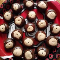 Krispy Buckeyes Recipe