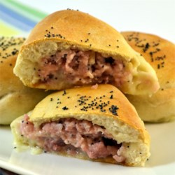 Ham 'n Swiss Biscuits Recipe
