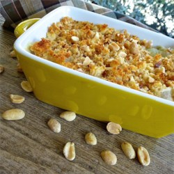 Creamed Pearl Onions with Peanuts Recipe