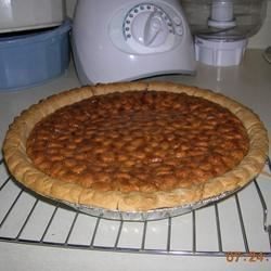 Peanut Pie Recipe