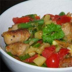 Summer Zucchini Stew
