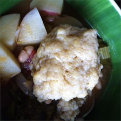 Bubbie's Hearty Matzo Ball Soup