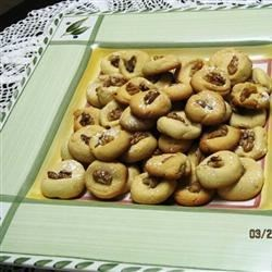 Italian Butterball Cookies Recipe