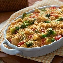 Cheddar Broccoli and Chicken Casserole from Country Crock(R) Recipe