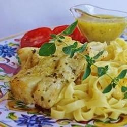 Ladolemono - Lemon Oil Sauce for Fish or Chicken Recipe