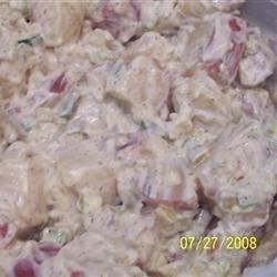 Dill Sour Cream Potato Salad
