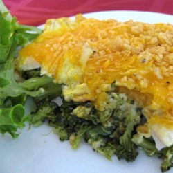 Curried Chicken and Broccoli Casserole Recipe