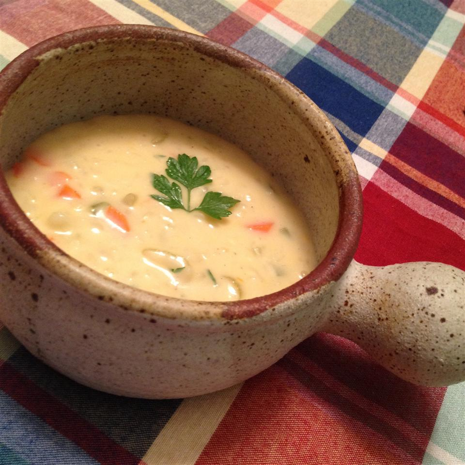 Vegetable Chowder image