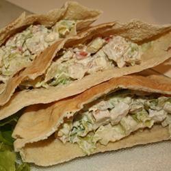 Feta Chicken Salad LaMiaItalia