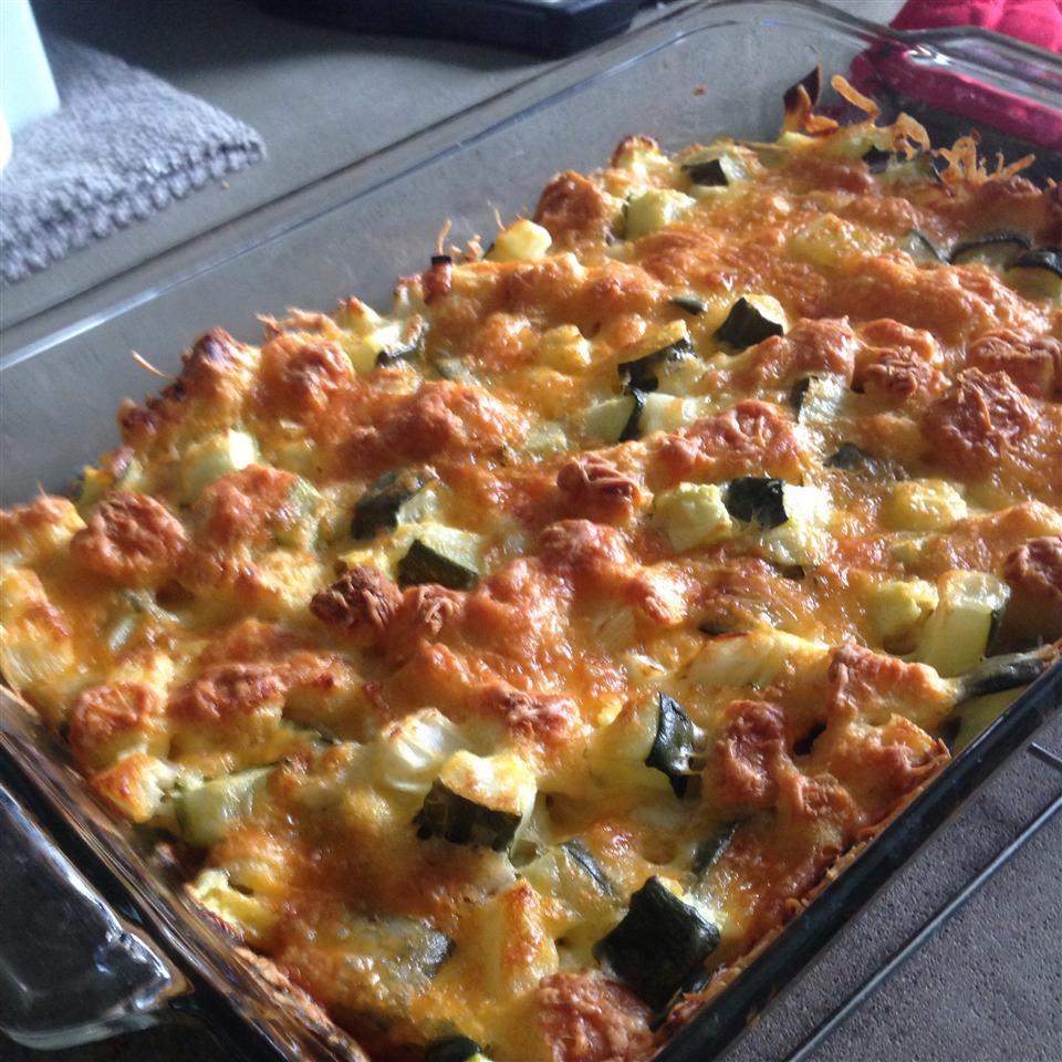 Cheesy Zucchini Casserole I_image