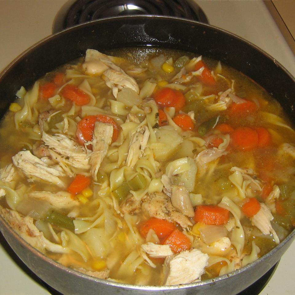 White Wine Chicken Soup Virtuenow