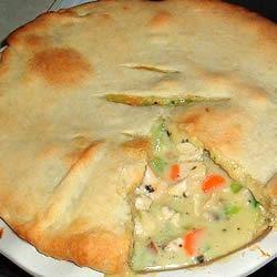 Chicken Pot Pie IV