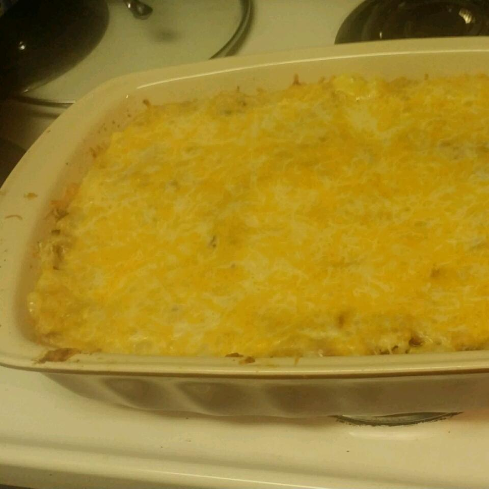 Chicken, Stuffing and Green Bean Casserole jessy