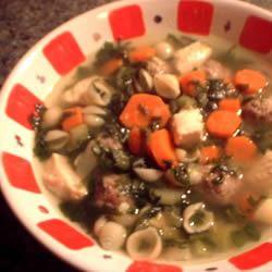Party Italian Wedding Soup Suemck
