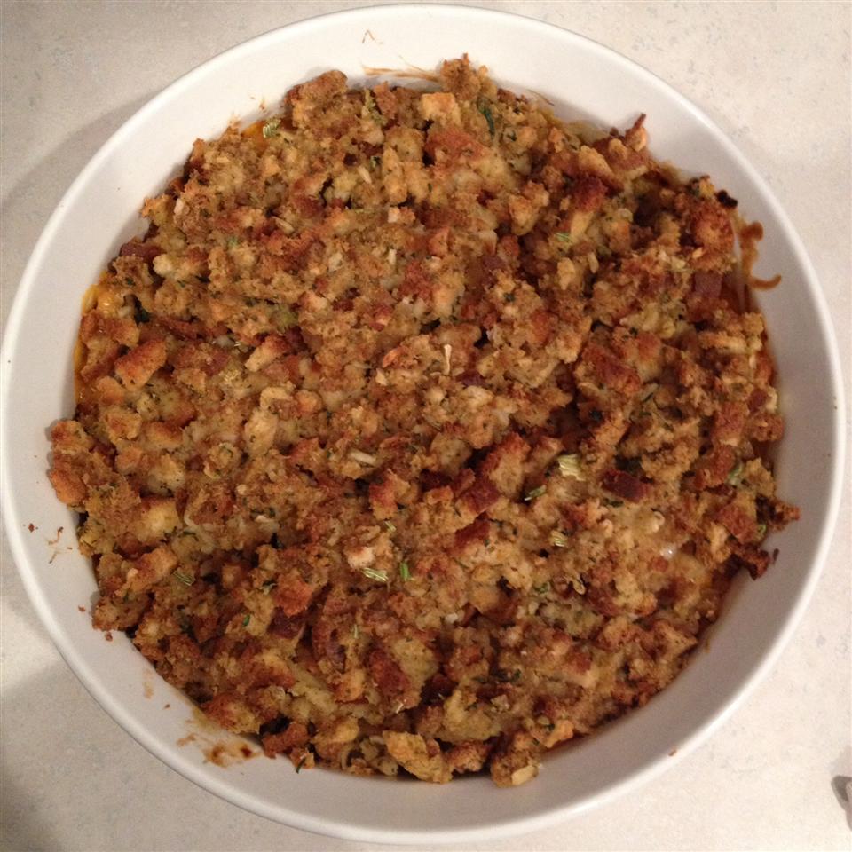 Chicken Reuben Casserole